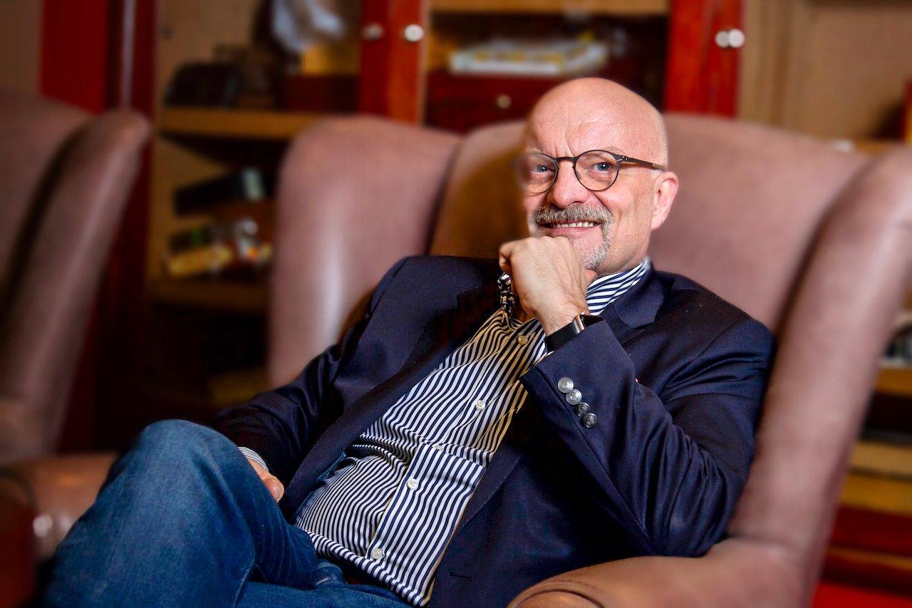 FriendsIn Oy:n toimitusjohtaja Harri Kalliokoski