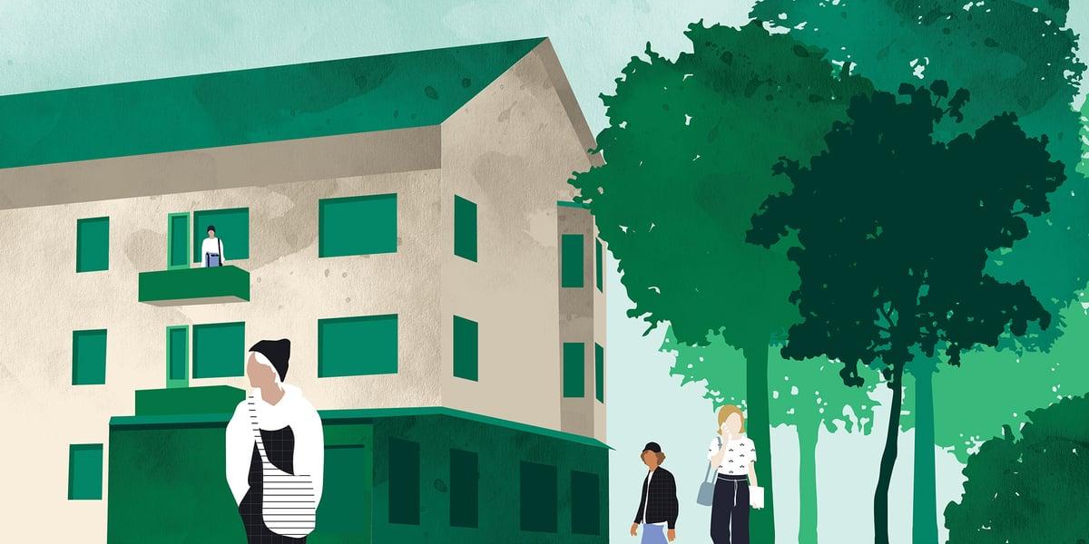 Asuntolaina Vakuus