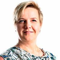 Raija Kivimaa-Tilvis, henkilökuva.
