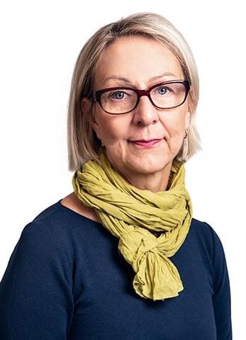 Anne Mäkinen, henkilökuva.