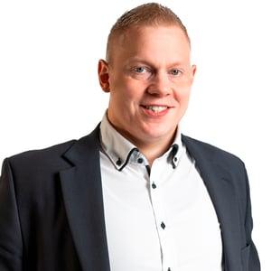 Jarmo Leppänen, henkilökuva.