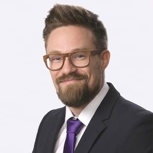 Juha-Pekka Luukkainen, henkilökuva.
