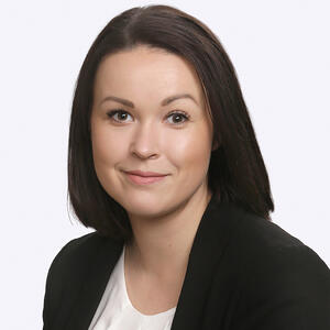 Laura Koivuporras, henkilökuva.