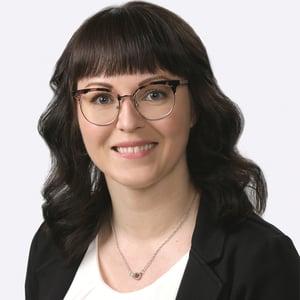 Elina Riippi, henkilökuva.
