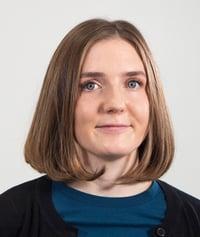 Annika Nyman, henkilökuva