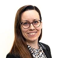 Henkilökuva Tiina Hautala.