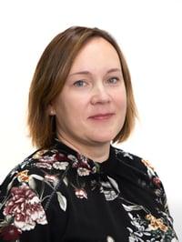 Henkilökuva Anu Ylikoski.