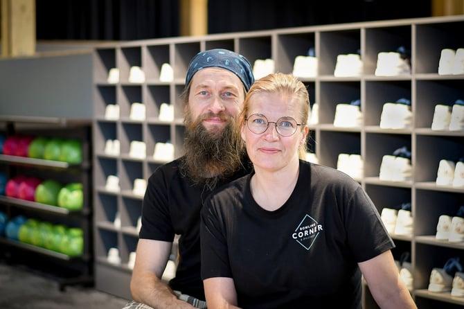 Petri ja Katja Mäntykoski